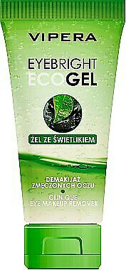 Vipera EyeBright Eco Gel with skylight for removing tired eyes zm?czonych oczu