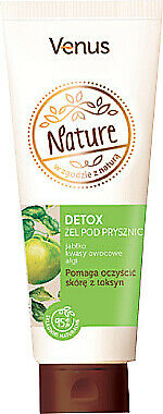 Venus Nature Detoxifying shower gel Zel pod prysznic