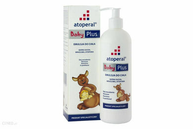 ATOPERAL BABY Body emulsion 400ml for children EMOLIUM