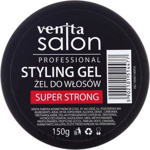 Venita Salon Professional - Strong gel for styling hair