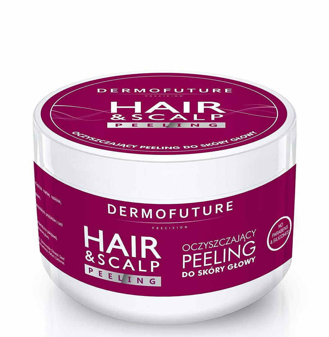 DERMOFUTURE Cleansing peeling for the scalp 300ml