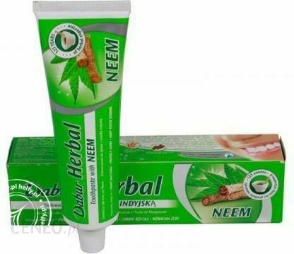 DABUR RED HERBAL TOOTHPASTE 100 G Pasta Do Zebow