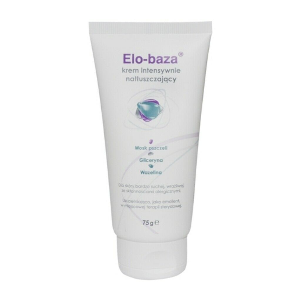 Elo-Baza intensive greasing cream 75 g