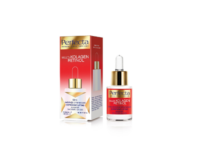 Perfecta Multi-Collagen Retinol Booster day and night 15ml