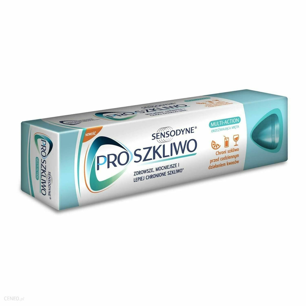 Proszkliwo Sensodyne Powkliwo Multi-Action Toothpaste sensitive 75ml Pasta