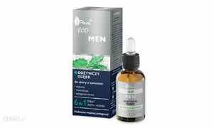 Ava Eco Men Nourishing Skin Oil for Facial Hair 30ml Odzywczy do Skory Zarostem