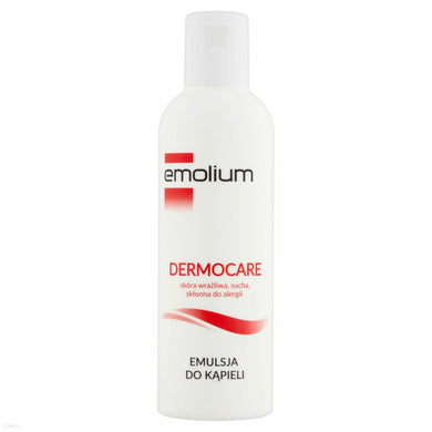 Emolium DERMOCARE Bath Emulsion 200ml  Emulsja Do Kapieli