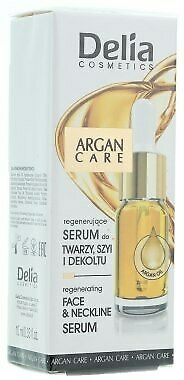 DELIA Argan Care smoothing eye roll-on 15ml wygladzajacy