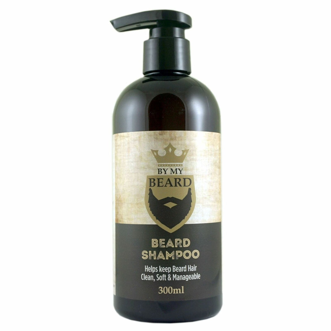 By My Beard Beard Shampoo Cleansing and Soothing 300ml szampon do brody