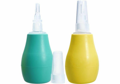 BABYONO ASPIRATOR DO NOSA Baby Nasal Aspirator Congestion Blocked Runny Nose