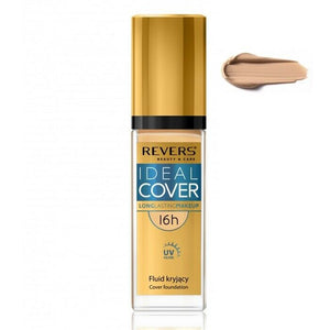 REVERS FLUID IDEAL COVER Long-lasting face foundation 07 30ml