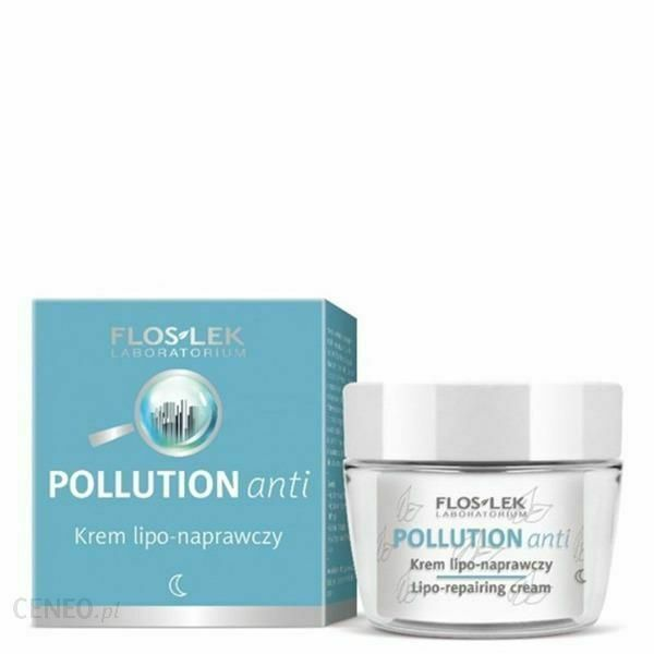 Floslek Pollution lipo-naprawczy na noc 50ml Anti Lipo Repair Night Cream