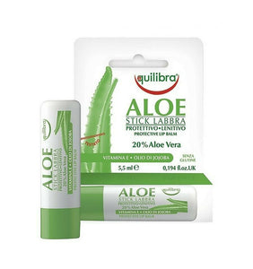 EQUILIBRA aloe vera stick 55ml sztyft do ust
