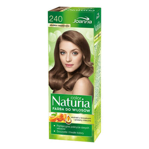 Joanna Color Naturia Hair dye - 240 Sweet cappuccino