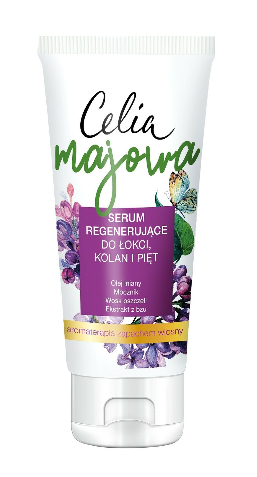 Celia Majowa serum for knees and heels 60ml serum na kolana i piety