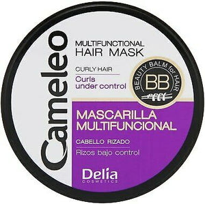 DELIA Cameleo Effect hair conditioner Chocolate Brown 200ml odzywka do wlosow