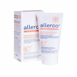 ALLERCO moisturizing emollient cream 75ml