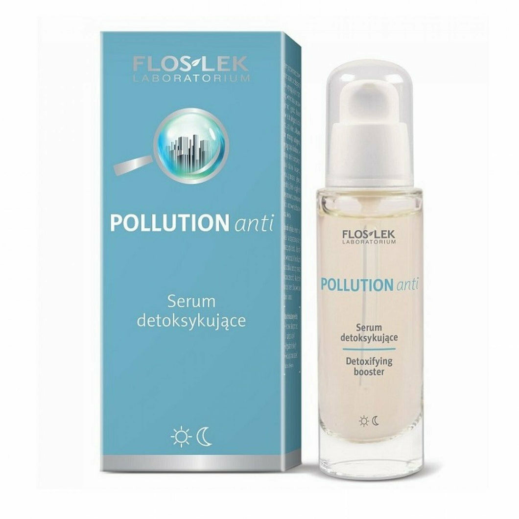 Floslek Pollution Anti Serum detoksykujace na dzien i noc 30ml  Serum day night