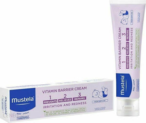 Mustela Changing cream 1 2 3 100 ml