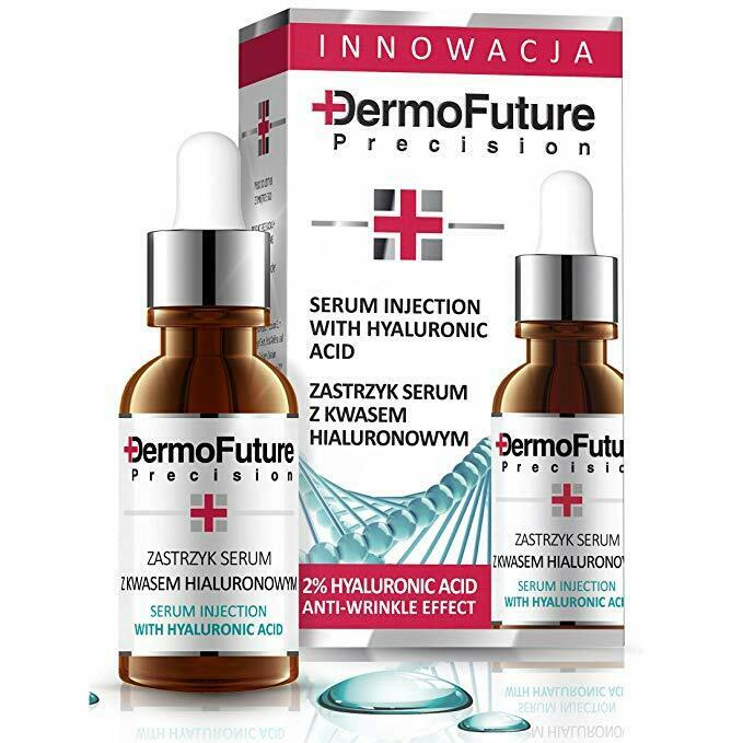 DermoFuture SERUM Injection with Hyaluronic Acid Anti-Aging Component