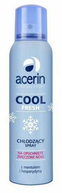 Anida Acerin Cool Fresh Foot Spray for Tired Legs 150ml spray na zmeczone stopy