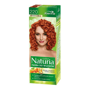 Joanna Color Naturia Hair Dye 220 Flame Spark 100ml