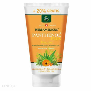 Herbamedicus Panthenol Plus Milk 125ml + 25ml