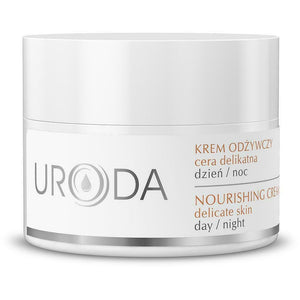 Uroda - Nourishing cream for delicate skin for day and night