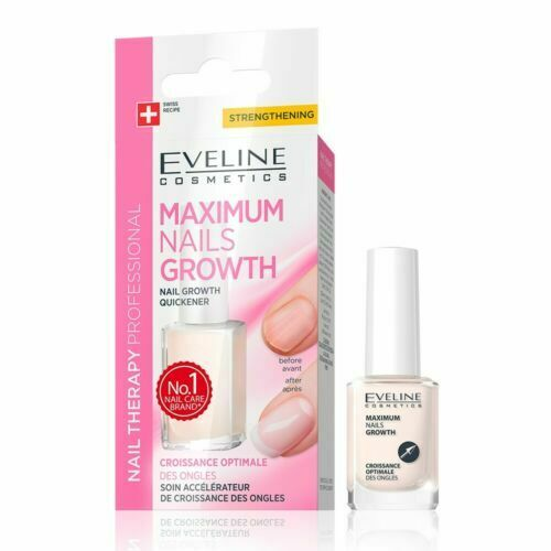 Eveline Spa Nail Conditioner Maximum Nails Growth 12ml