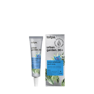 Tolpa urban garden 30+ eye cream  vitality 10 ml krem pod oczy