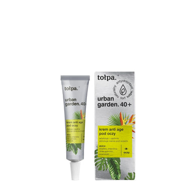 Tolpa urban garden 40+ cream  anti age 10 ml eyes krem pod oczy