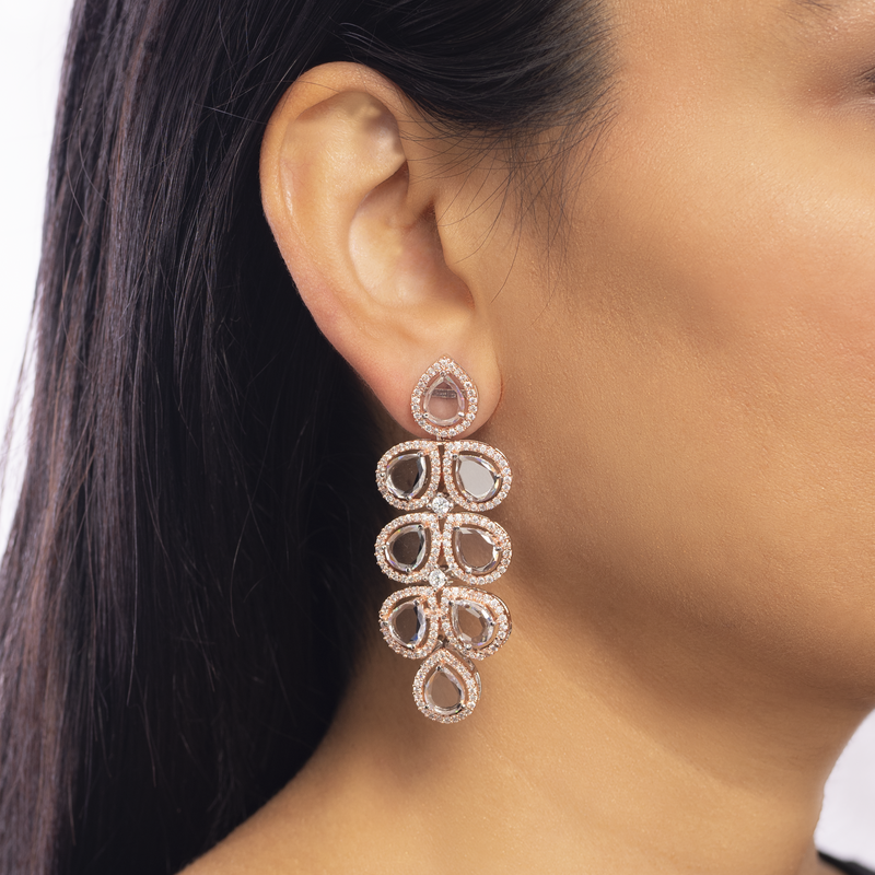 Meenu Dangle Earring