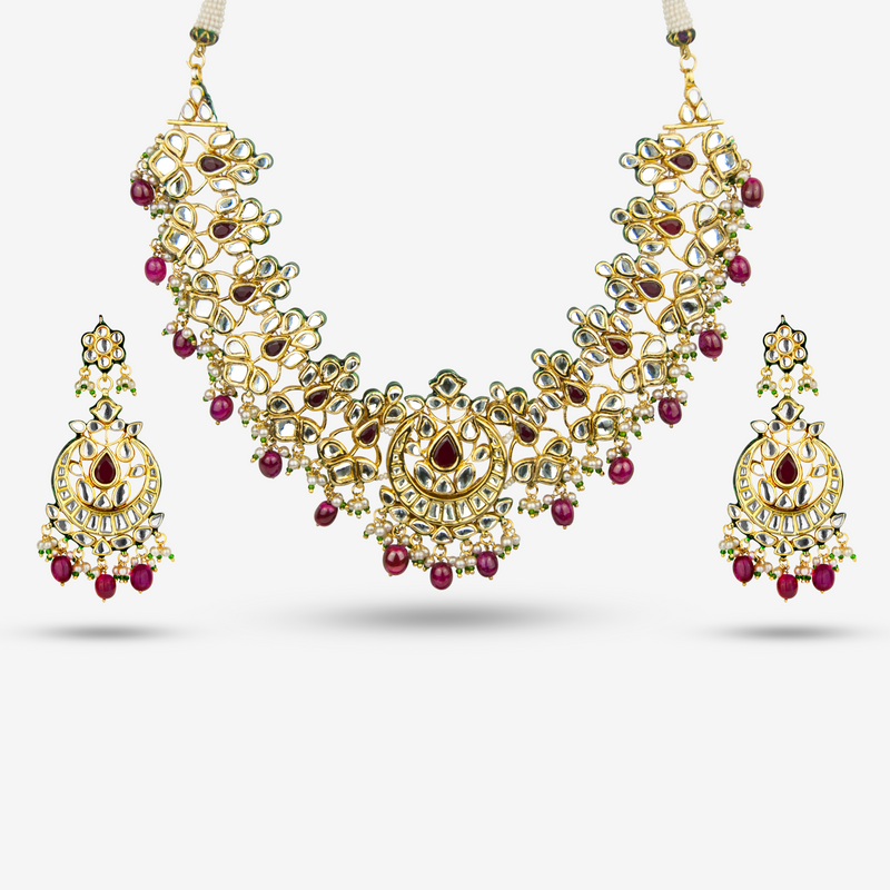 Chhaya Necklace Set