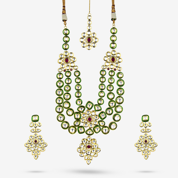 Megha Necklace Set