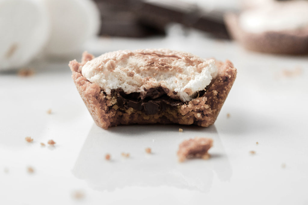 Chocolate S'mores Cups