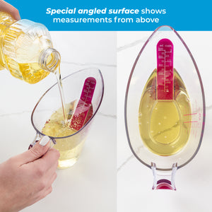 4-Piece Liquid Measuring Cups Set - KPKitchen