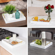 Load image into Gallery viewer, Decorative Coffee Table Tray - KPKitchen