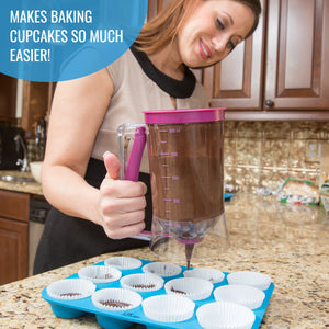 Pancake & Cupcake Batter Dispenser
