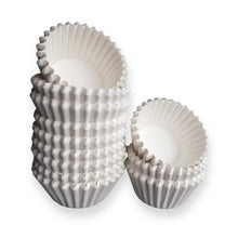 Load image into Gallery viewer, White Mini Cupcake Liners - 300-Pack - KPKitchen