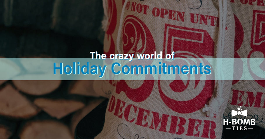 Holiday Commitments - Make It Accessible Monday