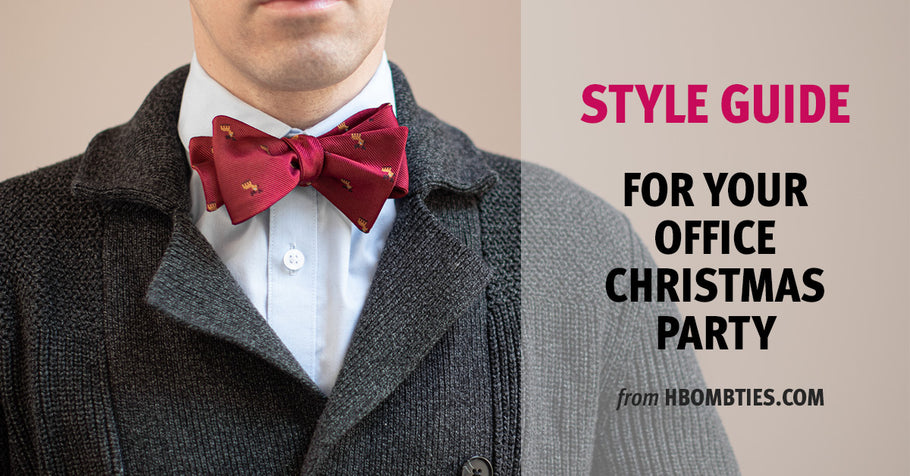 Style Tips for Your Office Christmas Party