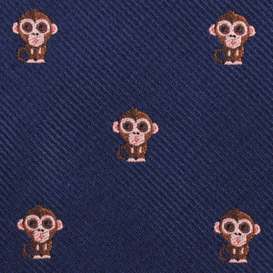 Five Little Monkeys Sittin' On a Bow Tie - Adult Size - Self-Tie