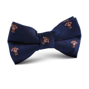 Five Little Monkeys Sittin' On a Bow Tie - Youth Size - Pre-Tied