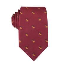 Load image into Gallery viewer, 80's Christmas Comeback Neck Tie - Reindeer Christmas Necktie
