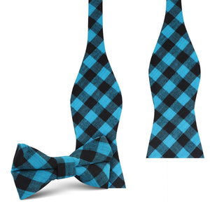 Approachable Scott - Father/Son Matching Tie Set