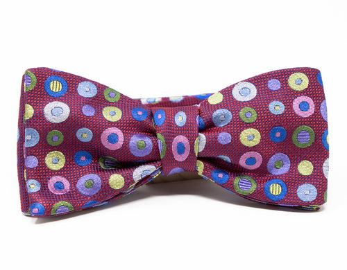 Carnivàle Bow Tie - Premium Youth Size - Pre-Tied