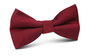 Chianti - Maroon Bow Tie - Adult Size - Pre-Tied