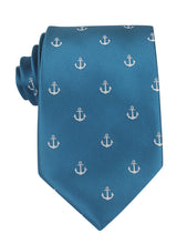 Load image into Gallery viewer, Fathoms Below Neck Tie - Adult Size