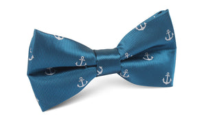 Fathoms Below Bow Tie - Adult Size - Pre-Tied