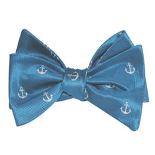 Load image into Gallery viewer, Fathoms Below Bow Tie - Adult Size - Self-Tie
